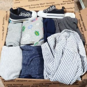 Carter's Shirts & Tops - Baby Boy Clothes Size 12 Months Fall / Winter